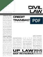UP 2010 Civil Law Credit Transactions .p