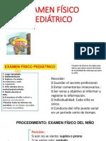 Examen Fisico PEDIATRIA