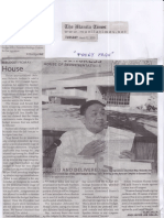 Manila Times, Mar. 12, 2019, House transmits 2019, budget to Palace.pdf