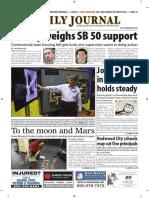 San Mateo Daily Journal 03-12-19 Edition