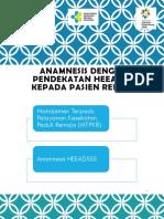 4. Pendekatan Anamnesis HEEADSSS