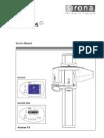 Sirona Galileos Dental X-Ray - Service manual.pdf