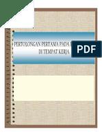 Buku Panduan P3K