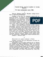 Zoványi Jenő - Miskolczi Csulyak István naplója 1928