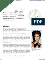 Astro-Databank Jessica Alba