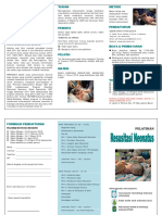 Brosur Pelatihan Resusitasi Neonatus