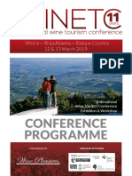 IWINETC 2019 Conference Programme