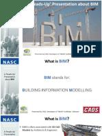 NASC BIM Presentation by CADS