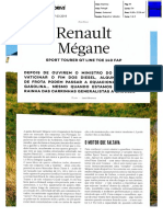 "RENAULT MÉGANE SPORT TOURER TCe 140 NA ""AUTO DRIVE"""