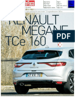 "RENAULT MÉGANE TCe 160 NA ""AUTO FOCO"""