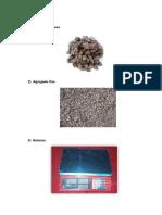 Materiales y Metodos Albañileria y Probetas