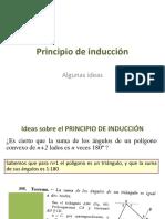 1.2 Principio de Inducción y Razonamiento Inductivo