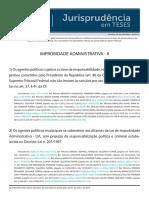 Jurisprudência em teses 40 - Improbidade Administrativa II.pdf