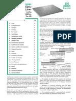 Bentofix(r) installation guidelines