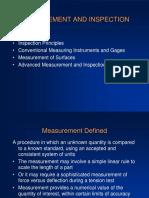 14 Measurement & Inspection