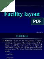 04 Facility Layout