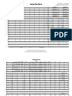 128 - Swing That Music - Score