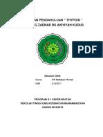 LP Thypoid (Zaenab)