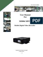 DVR manual