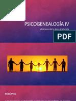 Psicogenealogía IV