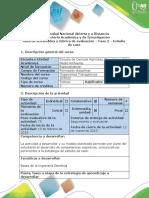 Guía de Actividades y Rúbrica de Evaluación - Fase 2 - Estudio de Caso 2