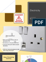 electricity pp  m