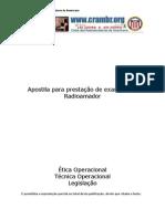 Apostila Completa - Etica Tecnica e Legislacao - Exame de or Classe C B e A