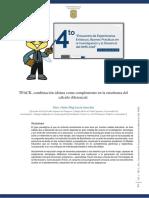 TPACK, combinación idónea como complemento en la enseñanza del cálculo diferencial..docx