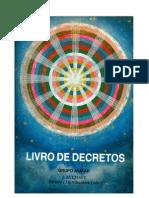 Livro de Decretos - Grupo Avatar - 2010