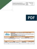 SGSSO-P-006 Procedimiento Aplicación RESSO 2015