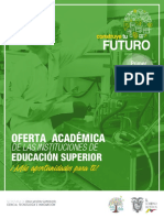 Oferta Académica 2019 Senescyt 1S