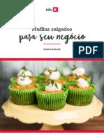 Apostila - Muffins Salgados Para Seu Negocio