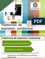 2015. Clase 5. Trastornos de Conducta (2)