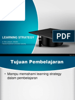 Learning Strategy