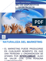 Productos. Marketing