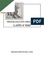 Frases Latin 1 programación eso