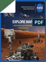 Explore Mars Stickers 2013
