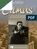 Jean-François Payette, Lawrence Olivier -  Albert Camus. Nouveaux Regards Sur Sa Vie Et Son Œuvre