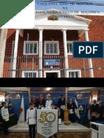Cinquenta Anos de História Na Formação Da Juventude Maçonica Universal - Casa de Lowtons Estrela Do Triangulo -Gomg