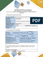 Guía de Actividades y Rúbrica de Evaluación - Fase 2 - Identificación Del Problema (1)