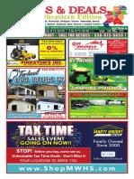 Steals & Deals Southeastern Edition 3-14-19
