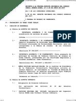 orden del correspondiente a la tercera reunión ordinaria del consejo superior universitario, buenos aires, 27 y 28 de junio de