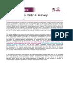 Internet Usage Questionnaire