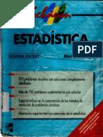 Estadística. Spiegel. 2º Ed. Schaum.pdf