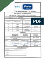 PTO.42.153-Montaje y Desmontaje de Equipos en Subestación Energizada Rev.8