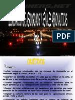 Iluminaciòn de aeròdromos y señales de superficie