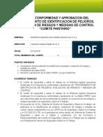 Acta Aprobacion Iperc