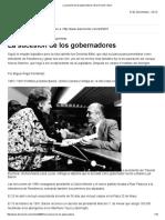 La Sucesión de Los Gobernadores _ Diario Norte Chaco