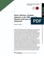 475 Harvey Soviet-American 'cinematic diplomacy'.pdf