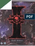 Dark Heresy II - Podręcznik Główny PL